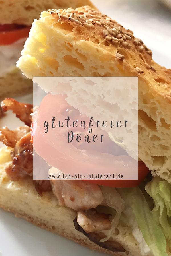 glutenfreier Döner